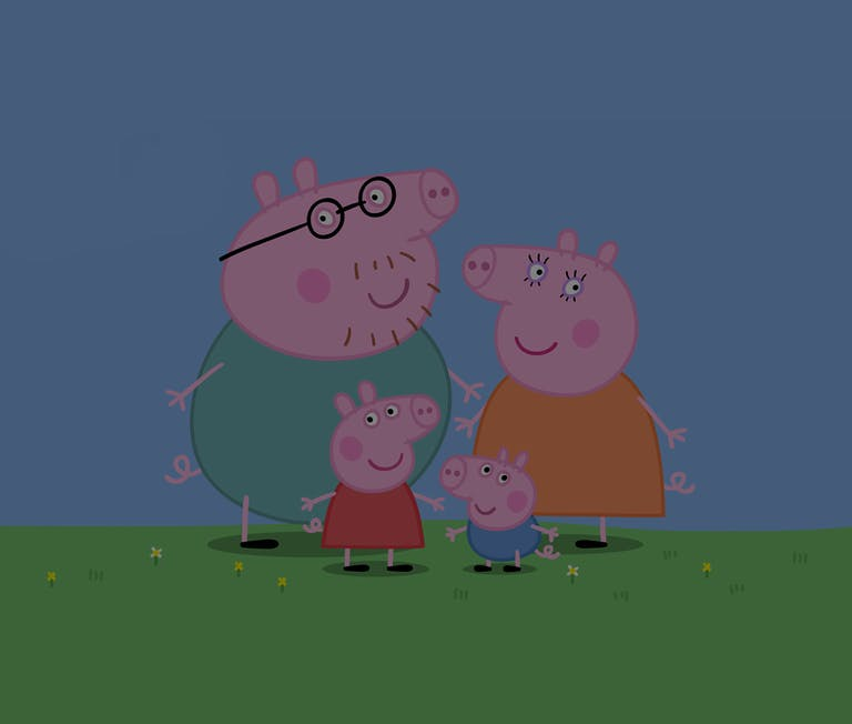 Entertainment One Peppa Pig